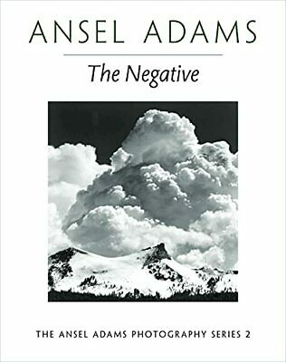 New Photo Series 2: Negative:: The Ansel Adams Phot... by Adams, Ansel Paperback