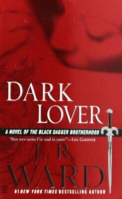 Dark Lover (Signet Eclipse) by Ward, J  R Book The Cheap Fast Free Post