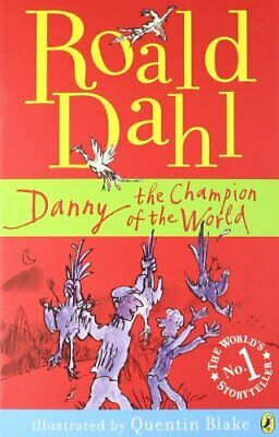Danny the Champion of the World by Dahl, Roald Paperback Book The Cheap Fast
