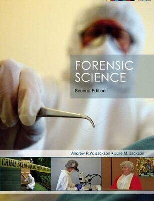 Forensic Science by Jackson, Dr Julie M. Paperback Book The Cheap Fast Free Post