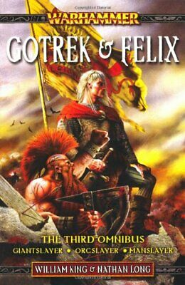The Third Omnibus (Gotrek & Felix) by Long, Nathan Paperback Book The Cheap Fast