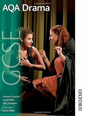 AQA GCSE Drama: Student's Book by Courtice, Pauline Paperback Book The Cheap