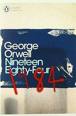 1984 Nineteen Eighty-Four (Penguin Modern Classics) by Orwell, George Paperback