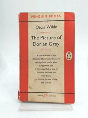 The Picture of Dorian Gray by Wilde, Oscar Paperback Book The Cheap Fast Free