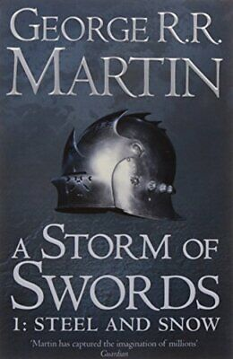Steel and Snow by George R. R. Martin Book The Cheap Fast Free Post