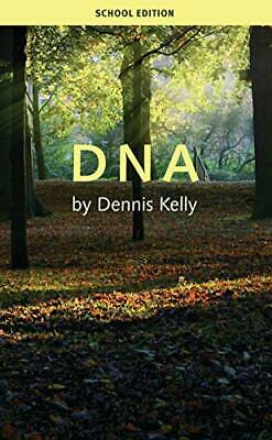 DNA (School Edition) by Dennis Kelly Paperback Book The Cheap Fast Free Post