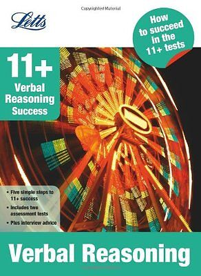 Letts 11+ Success - Verbal Reasoning: Complete Revision, Moon, Sally Paperback