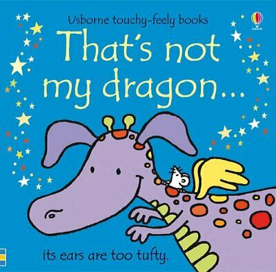 That's Not My Dragon by Fiona Watt Board book Book The Cheap Fast Free Post