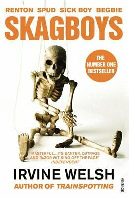 Skagboys (Trainspotting) by Welsh, Irvine Book The Cheap Fast Free Post