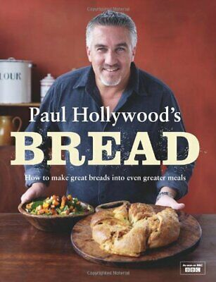 Paul Hollywood's Bread by Hollywood, Paul Book The Cheap Fast Free Post