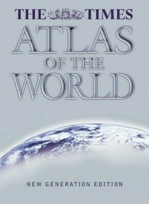 The Times Atlas of the World by Not Known Hardback Book The Cheap Fast Free Post