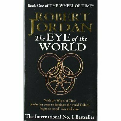 THE EYE OF THE WORLD Wheel of Time 1 : Eye ... by Robert Jordan ( LUO  Paperback