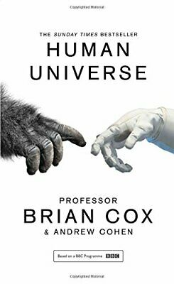 Human Universe by Cohen, Andrew Book The Cheap Fast Free Post