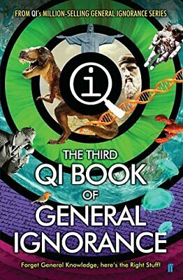 QI: The Third Book of General Ignorance by Murray, Andrew Hunter Book The Cheap