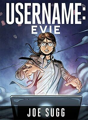 Username: Evie by Matt Whyman Book The Cheap Fast Free Post