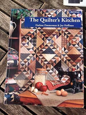 The Quilter's kitchen Darlene Zimmerman & Joy Hoffman EZ International Projects
