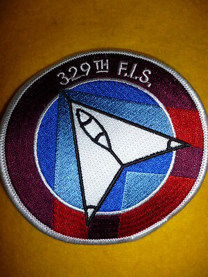 USAF - 329th Fighter-Interceptor Squadron Patch