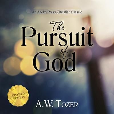 NEW The Pursuit of God by A.W. Tozer Hardcover Book (English) Free Shipping