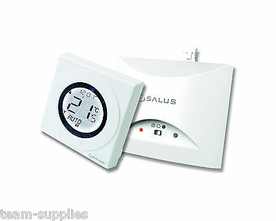 Salus St620Wbc Worcester Boiler Wireless Programmable Thermostat Rf Heating Stat