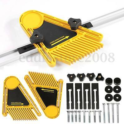 2PCS  Featherboard For Router Tables,Table Saws and Fences Router Accessories