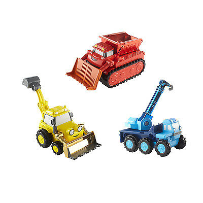 Bob the Builder Pullback Vehicle - Muck, Lofty or Scoop NEW