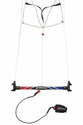 Hq X-Over 50Cm Power Kite Control Bar + Safety System For Power Kites