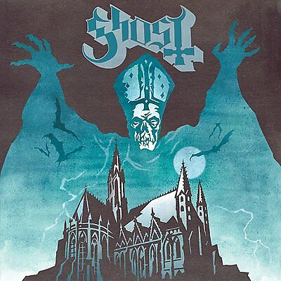 GHOST B.C. Opus Eponymous 2012 UK Limited Edition black vinyl LP SEALED/NEW