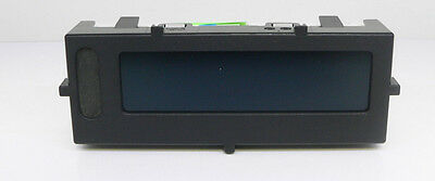 Renault Clio Iii Central Info Display Lcd Monitor Clock/uhr 280340018R --A