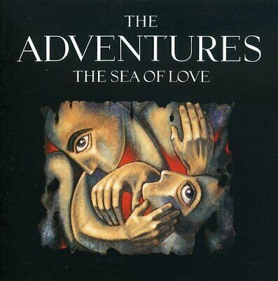 Adventures - The Sea Of Love (NEW CD)