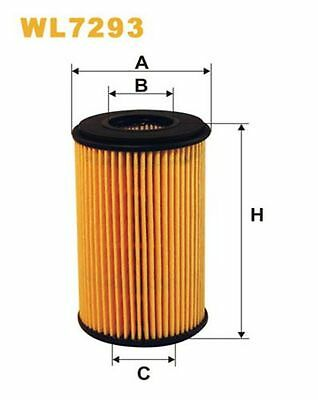 To Clear - New Oe Quality Wix - Oil Filter - Wl7293