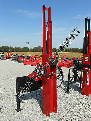 Shaver Hd-10, 71,500Lb's Force, Skid Steer Hydraulic Post Driver, Post Pounder
