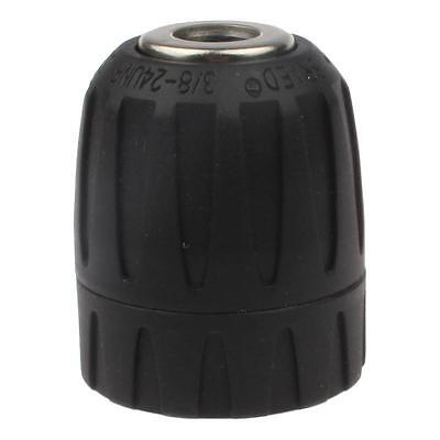 """Keyless Drill Chuck 3/8""""-24UNF With Adaptor 10MM Capacity for Electric Tools"""
