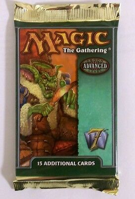 MtG : Seventh Edition 7th Booster ! OVP ! englisch Magic Karten