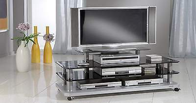 tv hifi tisch lowboard sonoma phono regal fernsehtisch. Black Bedroom Furniture Sets. Home Design Ideas