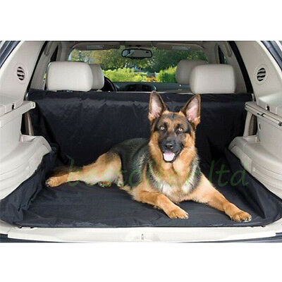 Universal Fit Car Boot Rear Protector Water Resistant Liner Dog Pet Floor Mat UK