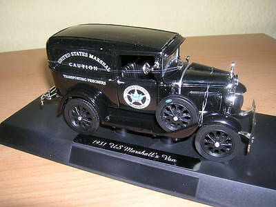 NewRay Ford US Marshall´s Van Prisoner transport 1931 1:32 Model railway 1 gauge