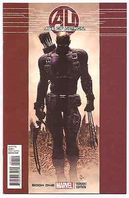Age of Ultron #1/Mike Deodato Variant/Book One/2013 Marvel Comics