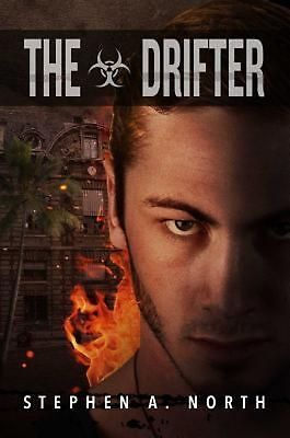 The Drifter by Stephen A. North Paperback Book (English)