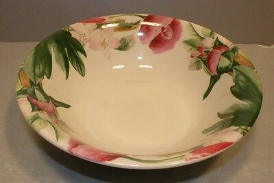 NEW Cereal Bowl Volupte Pattern From GIEN