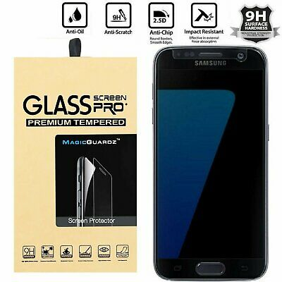 Privacy Anti-Spy Tempered Glass Screen Protector for Samsung Galaxy S7