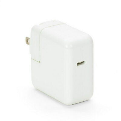 USB 3.1 Type C USB-C 29W AC Power Adapter USBC Charger for Apple Macbook 12 inch