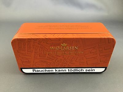 W.O. Larsen Craftsmans Edition 152 Years Of Excellence Tabak Pfeife 100g Dose
