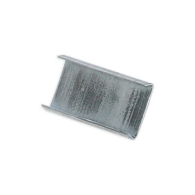 """""""Steel Strapping Seals, Open/Snap On Regular Duty, 1/2"""""""", 5000/Case"""""""
