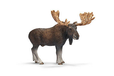 MOOSE BULL by Schleich;toy/14619