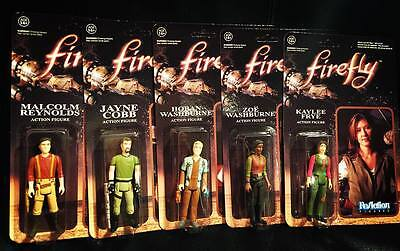'serenity' Firefly Action Figures