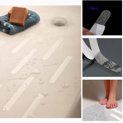 Safe-T-Strips Clear Non-Slip Safety Applique Mat Stickers-Bath, Tub&Shower Stair