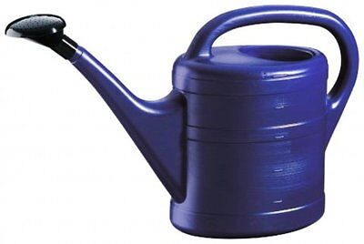 10L Garden Essential Watering Can Indoor Outdoor Watering Can With Rose - Blue