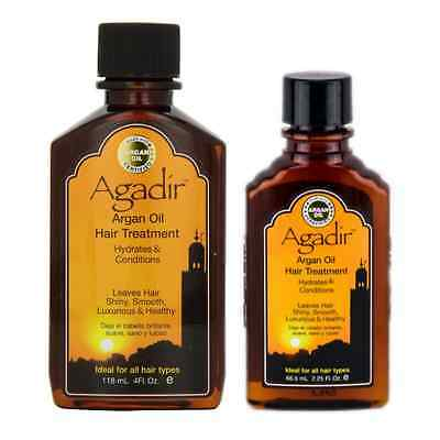 Agadir ARGAN OIL Hair Treatment - Ideal for all hair types  *Choose size