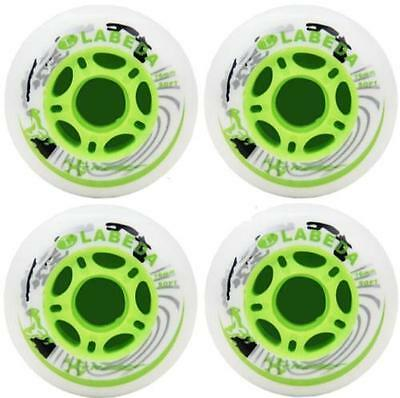 DZ926 PU Replacement Wheels For Rollerblade Skating Inline Skate Shoes 76mm4Pc Δ