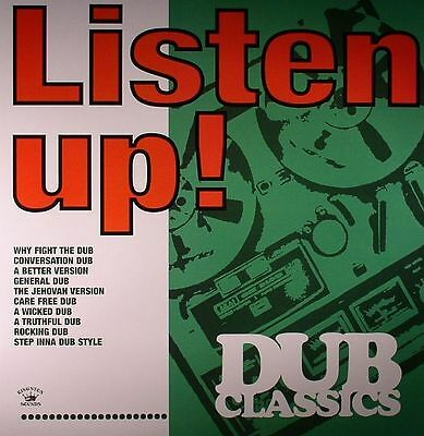 Various - Listen Up: Dub Classics NEW VINYL LP £10.99